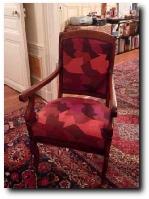 R fection de fauteuil - Cours de restauration de fauteuil ...
